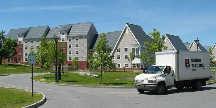 UVM Student Residential Learning Center